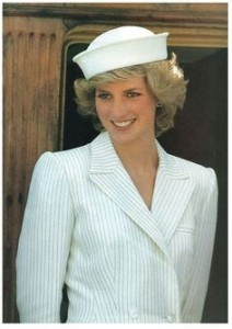Princess Diana 1985