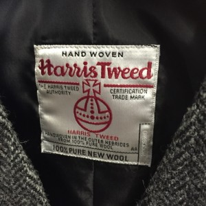Harris Tweed label