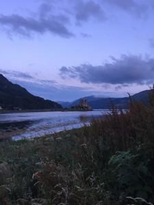 West Coast Scotland sunset