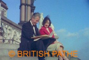 Aage Thaarup British Pathe