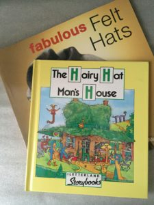 Felt and Harry Hat books