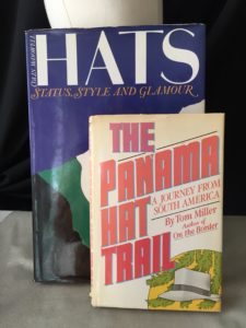 Hats n Panama Trail books