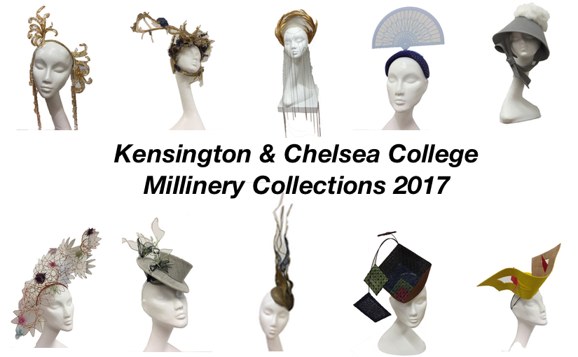 KCC Millinery HNC 2017 Collections