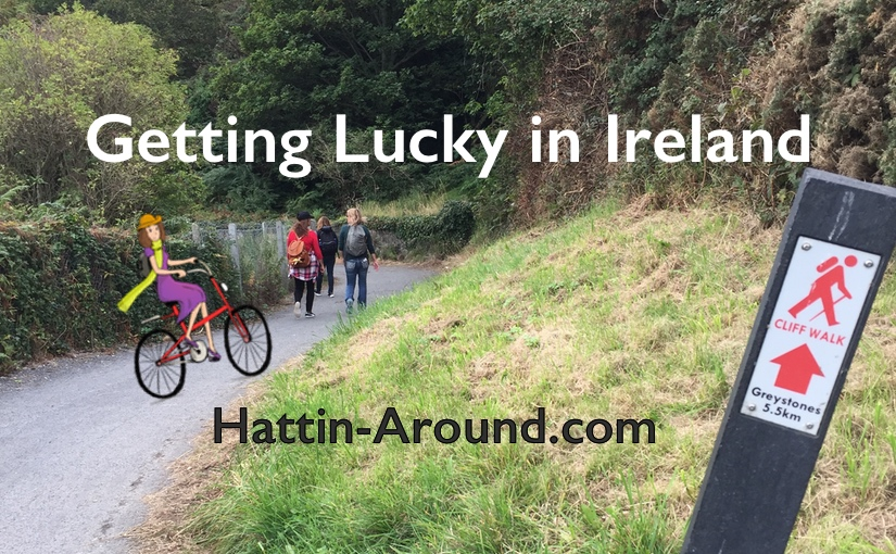 Getting Lucky in Ireland