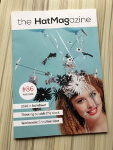 The Hat Magazine #86 Cover