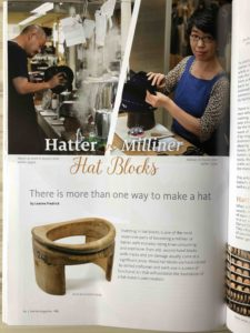 The Hat Magazine 86 Hat Blocks