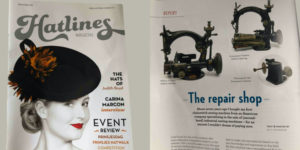 Hatlines Issue 71, The Repair Shop
