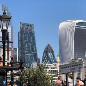 London Skyline 2021