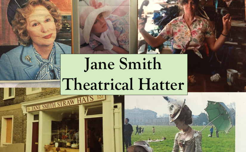 Jane Smith – Theatrical Hatter Interview – HA5