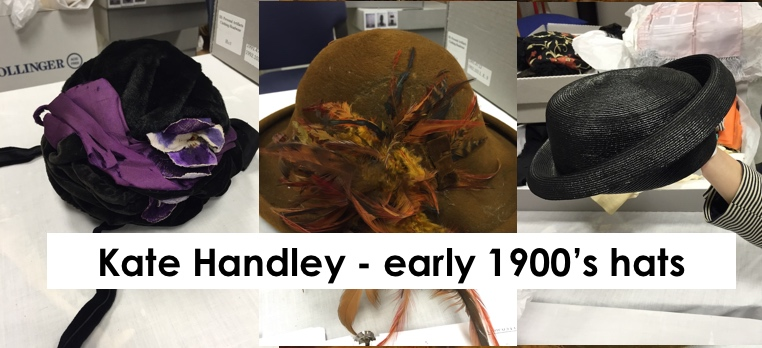 1900's Santa Cruz Milliner Kate Handley