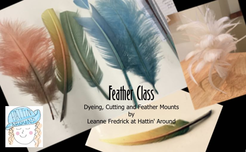 Feather Class with Ian Bennett
