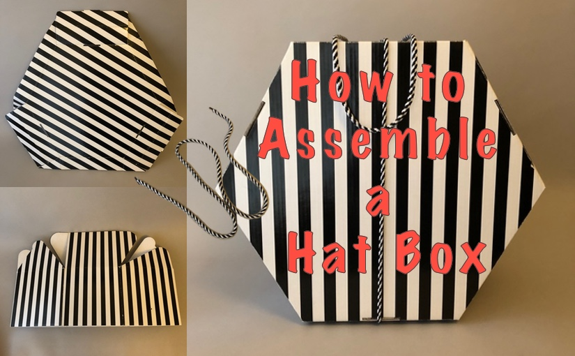 How to Assemble a Hat Box