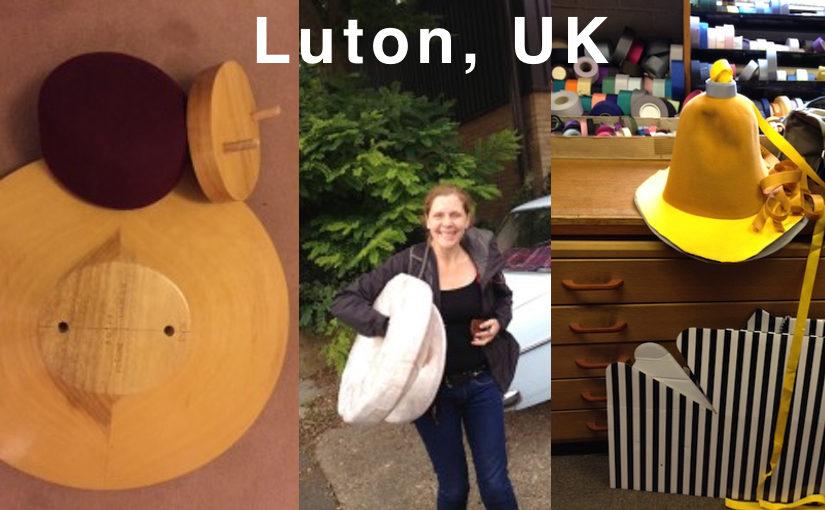 Field Trip to Luton UK 2013